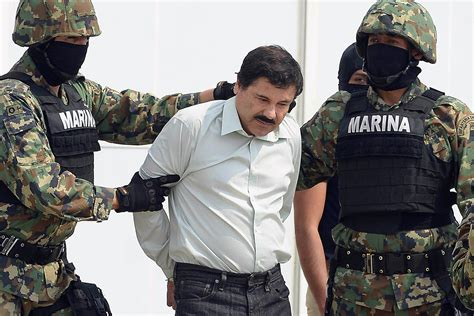 Mexico: 6 arrested in connection with drug lord El Chapo