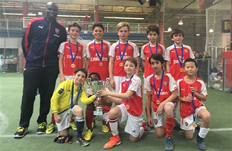 League Champions and Runners-Up | Chelsea Piers NYC