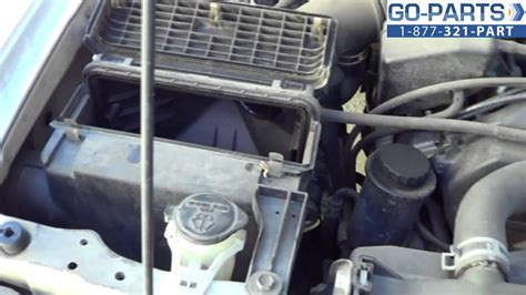 Replace 1996-2002 Toyota 4Runner Air Filter, How to Change