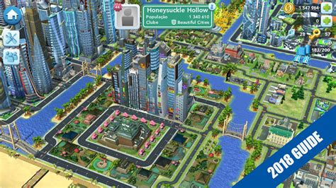 GUIDE SimCity BuildIt 2018 FREE TIPS for Android - APK