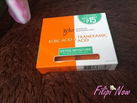 Belo Soap: Intensive Whitening Bar Review 2018 - The