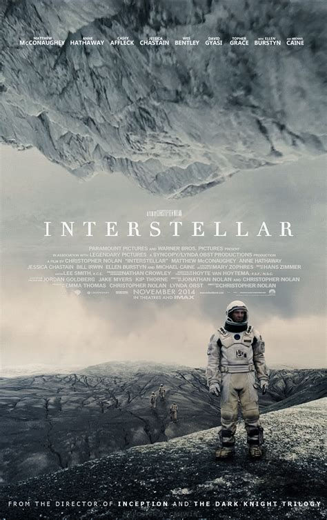 Film Review: Interstellar | Consequence of Sound