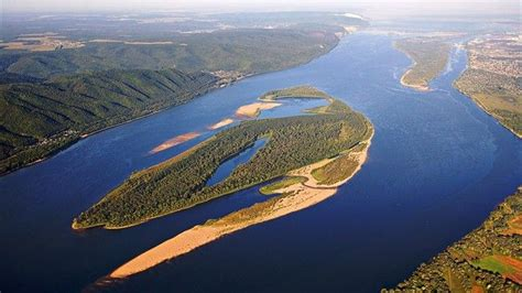 Interesting facts about the Volga River