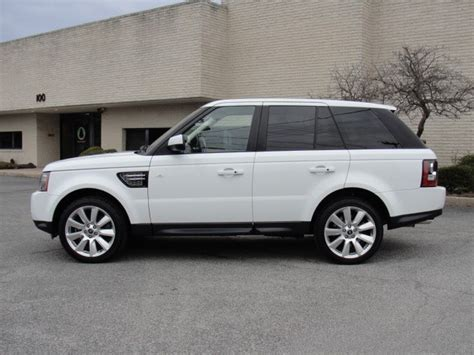 2013 Range Rover Sport Supercharged For Sale - Land Rover