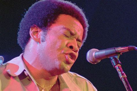 They Say It's Your Birthday: Bill Withers - Cover Me