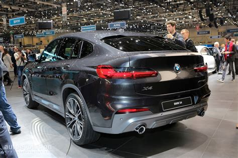 2019 BMW X4 Looks All-New in Geneva, But Is It Hotter Than