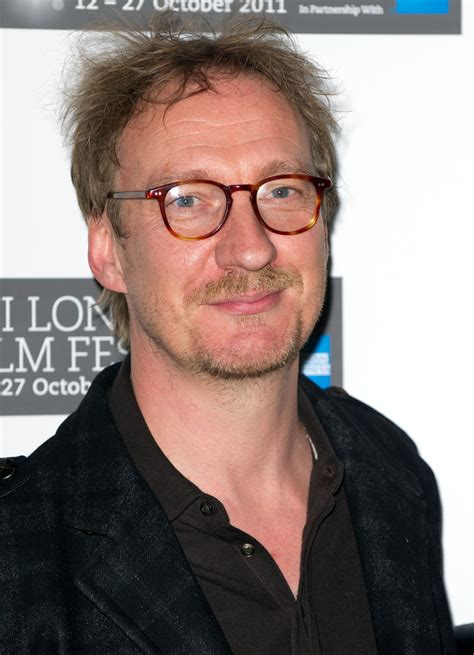 David Thewlis in Anonymous - Photocall:55th BFI London