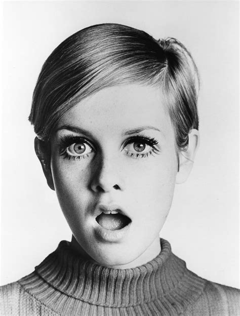Twiggy Makeup Gone Modern - Into The Gloss | Into The Gloss