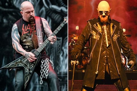Kerry King Reacts To Rob Halford Wearing A Slayer T-shirt
