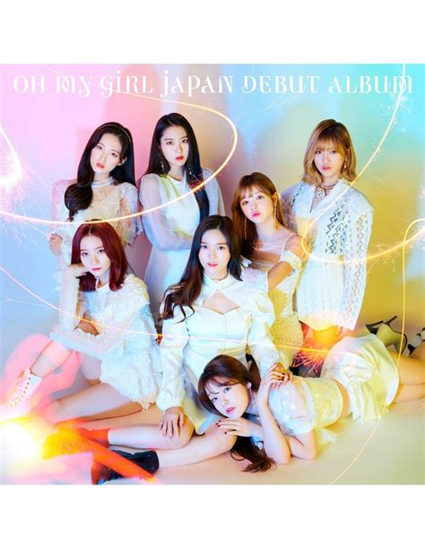 [Japanese Edition] OH MY GIRL JAPAN DEBUT ALBUM (1st