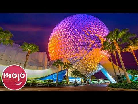 Epcot ball - Dad Guide to WDW - The Blog