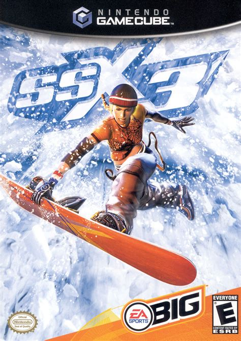 SSX 3 for GameCube (2003) - MobyGames