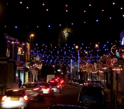 Christmas in England - Pictures of England