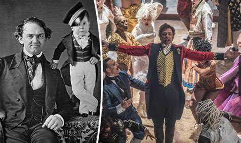 The Greatest Showman movie: The real-life PT Barnum and