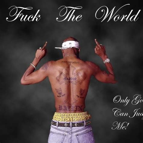 2Pac Ft Eminem & Hopsin - Fuck The World -2013 by Linsoh