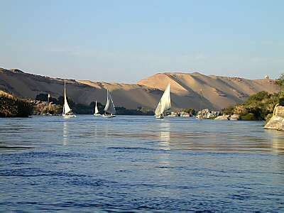 Margy's Musings: The Nile River