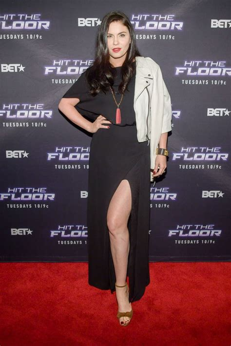 """Jodi Lyn O'Keefe - """"Hit The Floor"""" Clips and Conversation"""