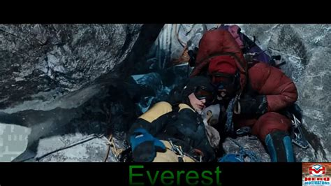 Everest | Rob Tries to Save Doug on Mt Everest - YouTube