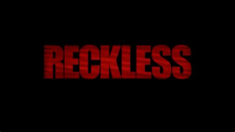 Reckless Yet To Be Renewed As UKTV Lands UK Rights   Renew