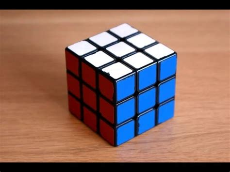 Easiest Way to Solve a 3x3x3 Rubik's Cube - Layer by Layer
