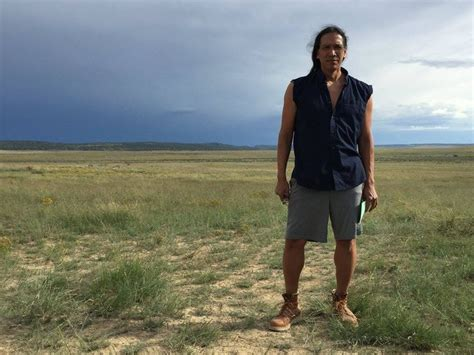 Michael Greyeyes says his role as Sitting Bull in the