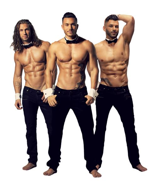 """CHIPPENDALES: Live in der """"Faisal Kawusi Show""""   Blog"""