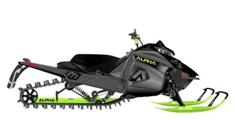 New 2020 Arctic Cat M 6000 Alpha One 154 Snowmobiles in