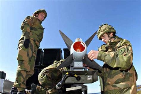National Advanced Surface to Air Missile System (NASAMS