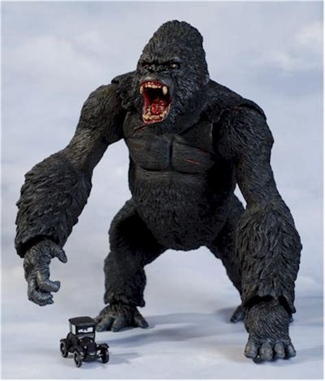 King Kong action figure - Another Toy Review by Michael