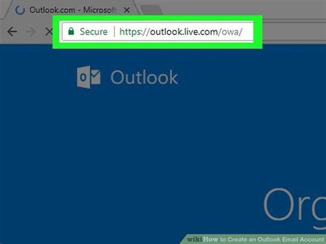 How to Create an Outlook Email Account: 9 Steps (with