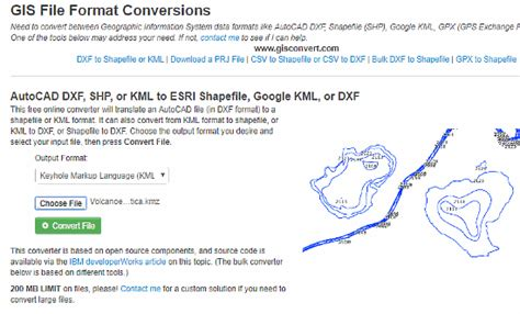 Convert KMZ To KML Online With These Free Websites