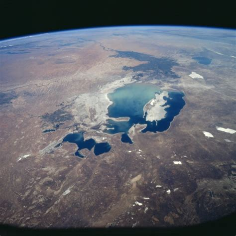 Aral Sea - World Water Database