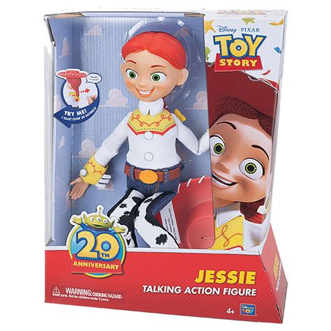 Jessie (Toy Story 20th Anniversary Thinkway Toys Line